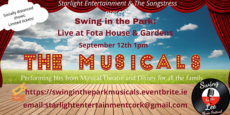 Musical Theatre and Disney Concert | www.ringofcork.ie | Ring of Cork