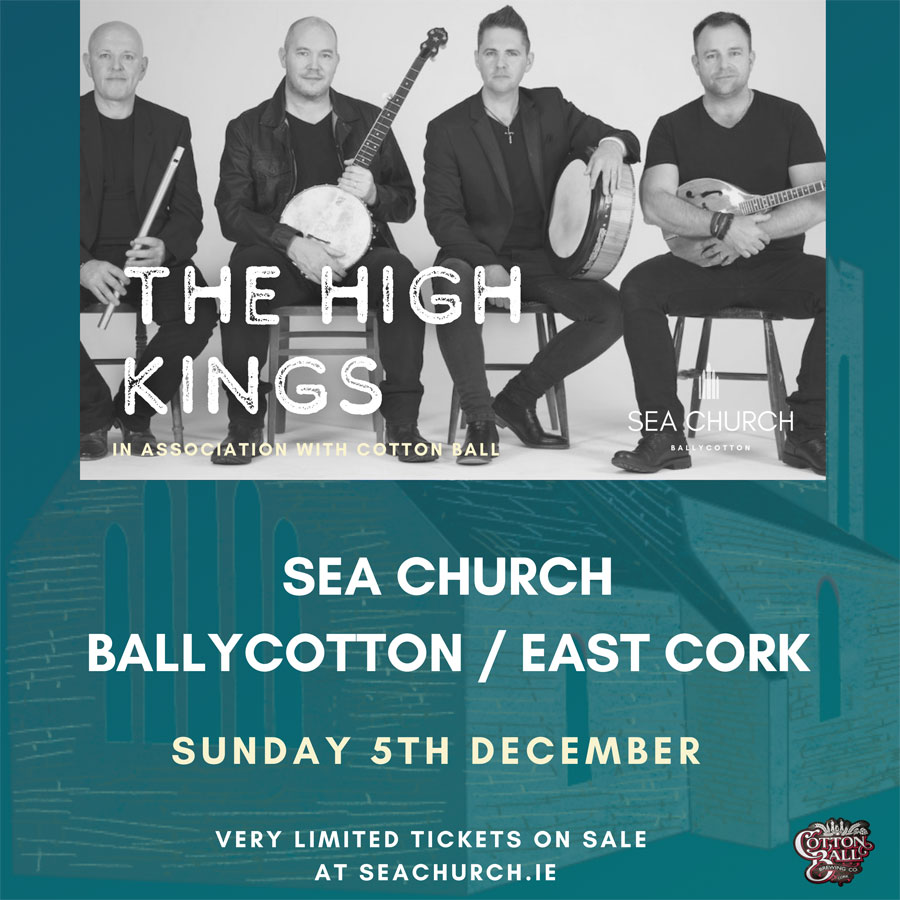 The High Kings - Ring of Cork