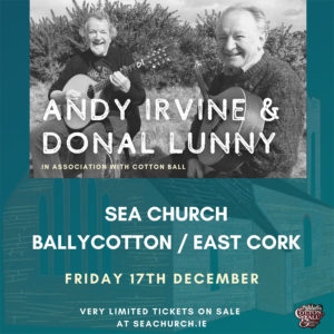 Andy Irvine & Donal Lunny - Ring of Cork